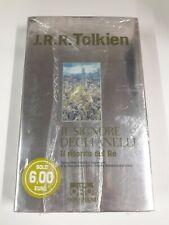 Tolkien Il Signore degli anelli Il  ritorno del re - libri oro Bompiani