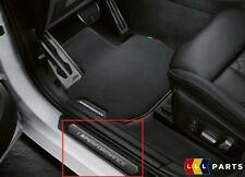 NEW GENUINE BMW G01 F97 X3 G02 F98 X4 CARBON FIBER M PERFORMANCE DOOR SILL