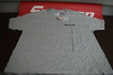 SNAP-ON TOOLS T-SHIRT *HANES HEAVYWEIGHT* GRAY NEW IN PACKAGE *FREE SHIPPING*