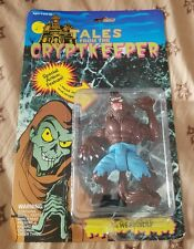 MISP 1990s ACE Tales From the Cryptkeeper Werewolf Action Figure FREE SHIPPING