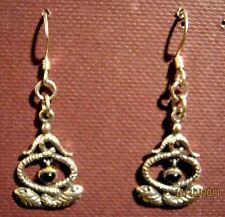 Ohrhänger,925er Silber,mit Onyx