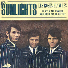 LES SUNLIGHTS Les roses blanches FR Press DiscAZ 1170 EP