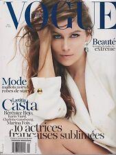 Vogue Paris Magazine No.925 May 2012, Cindy Crawford, Laetitia Casta, Marina Foi