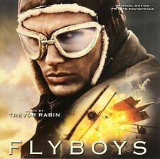 FREE US SHIP. on ANY 2 CDs! ~Used,VeryGood/Good CD Trevor Rabin: Flyboys Soundtr