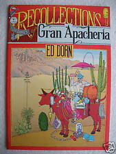 RECOLLECTIONS of Gran Apacheria (1974) VF/NM Ed Dorn