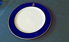 """Vintage Homer Laughlin Lion Crown Restaurant Platter Plate Best China 12 1/4"""""""