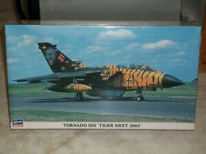 Hasegawa 1/72 Scale Tornado IDS 'Tiger Meet 2003' - Factory Sealed