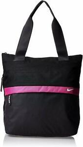 Women's NIKE Radiate Training Tote BAG, BA5527 011 Black/Grey/Pink