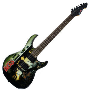 Peavey Walking Dead Cover Wrap Predator Plus EXP Full Size Electric Guitar New