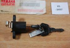Yamaha YZFR1 3CK-W2470-00 SEAT LOCK ASSY Genuine NEU NOS xs3497
