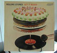 Rolling Stones – Let It Bleed - 1969 London Records #NPS-4 Rock Vinyl LP -