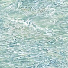 Water Waves LT #91-62 Naturescapes Stonehenge Quilt Fabric by the 1/2 yard