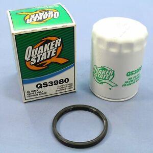 New Quaker State Oil Filter Fits 1982-96 Cutlass C K P R Series 82-04 S10 QS3980