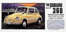 MicroAce Arii Owners Club 1/32  No.04 1958 Subaru 360 Plastic Model Kit