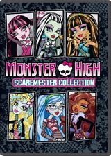 Monster High: Scaremester Collection [New DVD] Snap Case