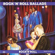 Rock 'N' Roll Ballads-CD-Brenda Lee-Rick Nelson-Pat Boone-Time Life-TL 516/36