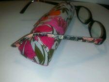 Vera Bradley 140 Floral Pink Women Eyeglasses