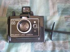 Rara POLAROID COLORPACK 88 CAMERA Fotocamera macchina FOTOGRAFICA Vintage