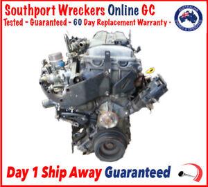 Nissan Navara Petrol Engine Motor KA24E D22 2.4L 4 Cyl 2WD   175K   60d Warranty