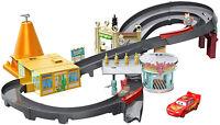 Disney Pixar Cars Race Around Radiator Springs Playset Kid Toy Gift