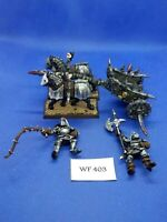 Warhammer Fantasy - Classic Chaos Chariot Painted - Metal WF403