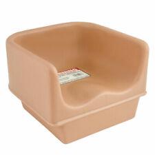 Booster Seat Cambro 100bc Tan Plastic Polyethylene Commercial Restaurant Grade