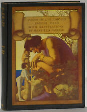 Eugene Field/Maxfield Parrish illustrated Poems of Childhood expanded edition