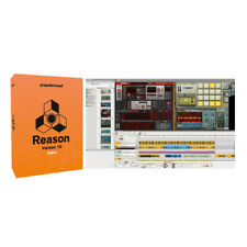 Propellerhead Reason Intro 10 Audio Midi Recording Software (new)