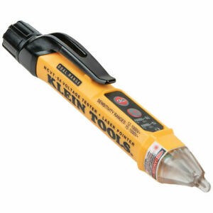 Klein Tools NCVT5A Dual-Range Non-Contact Voltage Tester With Laser Pointer