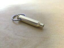 Brass cigar punch keychain groomsman gift .223 bullet ar15 cutter spent shell