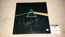 Roger Waters signed autograph The Dark side of the moon LP GA Pink Floyd