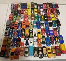 Hot Wheels 100 Car Lot 1970's-2000's loose all h.w. 1:64 diecast metal good mix