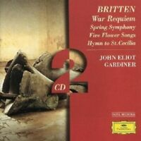JOHN ELIOT/SONDR GARDINER - WAR REQUIEM (GA)/+ 2 CD NEW+