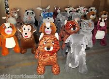 """NON-COIN OPERATED ANIMAL RIDES"" (2 ANIMAL BUSINESS PACKAGES, FREE SHIPPING)"