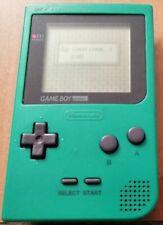 Nintendo Game Boy Pocket Handheld Konsole Grün