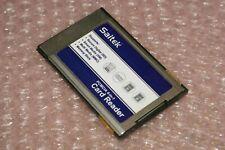 PCMCIA Multi Card Reader SD, MMC, SM, Memory Stick Saitek Kartenleser Laptop