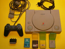 SONY PlayStation 1 ( SCPH-7502 ) mit Chip