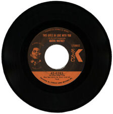"MARVA WHITNEY  ""THIS GIRLS IN LOVE WITH YOU c/w HE'S THE ONE""  NORTHERN SOUL"