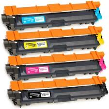 4-Pk/Pack TN221 TN225 Color Toner Brother MFC-9130CW, MFC-9330CDW, MFC-9340CDW
