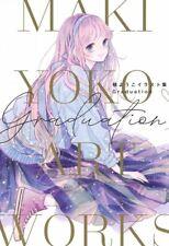 Yoko Maki Illustration Collection Graduation Art Book Manga Anime