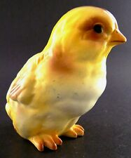 Vintage Collectible Porcelain Figurine Cute Chick Chiken Japan (W2-6)