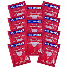 11 Pack RED STAR Montrachet Yeast Wine Cider Mead Making Moonshine Distilling