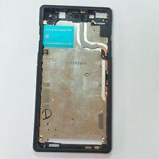 Marco Intermedio Chasis Sony Xperia Z2 D6502 D6503 L50W Negro Original