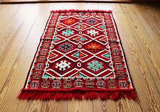 70x110  cm Orientalischer Teppich,Carpet,Matte, Kelim aus Damaskunst S 1-2-5