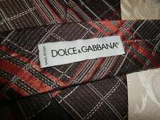 """Krawatte von DOLCE & GABBANA """"MADE IN ITALY""""_ Neu_100% Seide !!!!"""