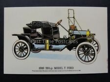 Vintage Car: 1910 20h.p. Model T Ford - Pub by Prescott Pickup & Co