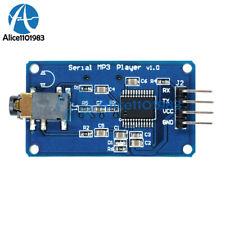 1 10pcs Yx5300 Uart Control Serial Mp3 Music Player Module For Arduinoavrarm