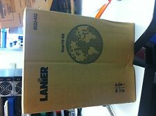 Lanier CB937 cb-937 for X420 X520 1x Toner Bottle 19.000p NEW