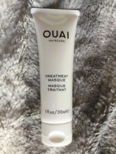 OUAI Haircare Treatment Masque 1oz / 30ml Travel Size New Sealed!