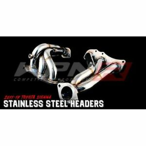 Weapon R 953-204-121 Stainless Steel Headers For 2011-17 Toyota Sienna NEW
